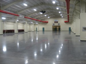 Carbarrus Arena - Gold Hall A